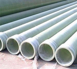 玻璃钢污水管的工艺及特点