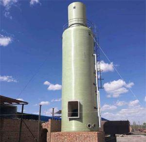 锅炉烟气脱硫塔的技术发展趋势介绍